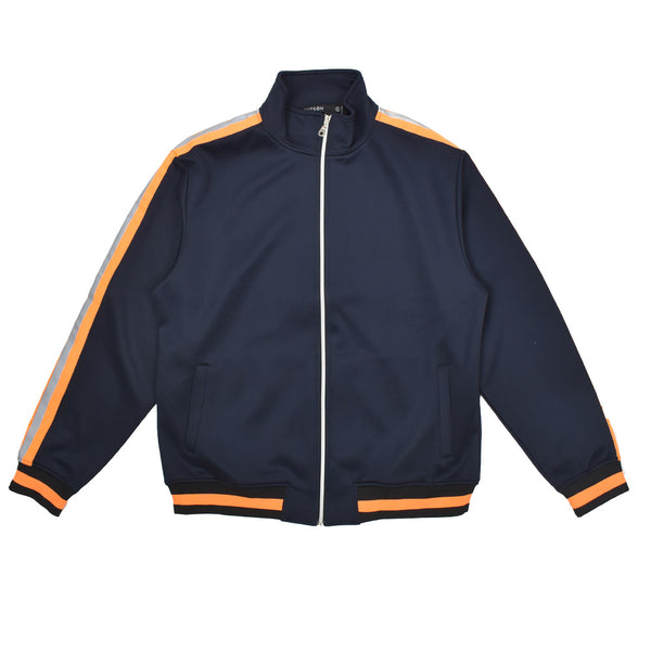 Hudson Outerwear 3M Strip Track Jacket H6051895 -WH