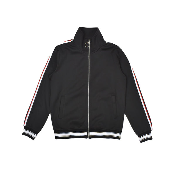 Karter's Collection Track Jacket KRTRFA218-116 -WH