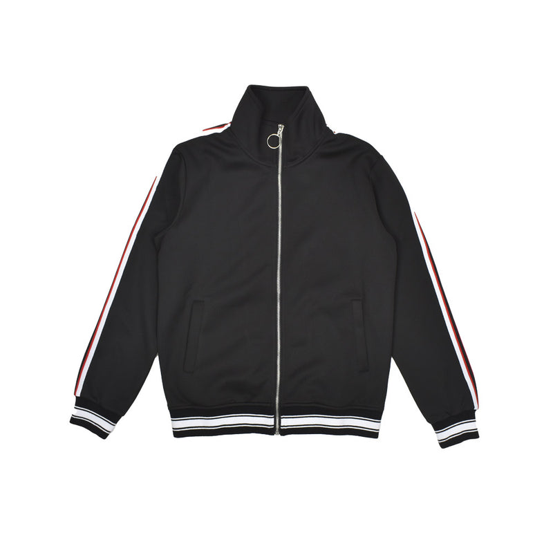 Karter's Collection Track Jacket KRTRFA218-116 -WH - Georgios Clothing Store