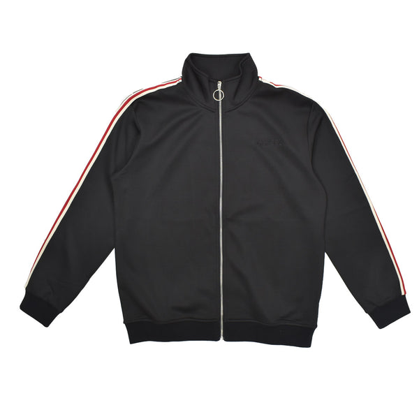 Karter's Collection Track Jacket KRTRFA18-63 -WH - Georgios Clothing Store