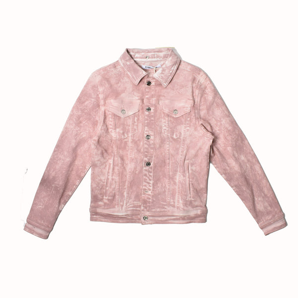 Embellish Jean Jacket EMBSP119-20 -WH - Georgios Clothing Store