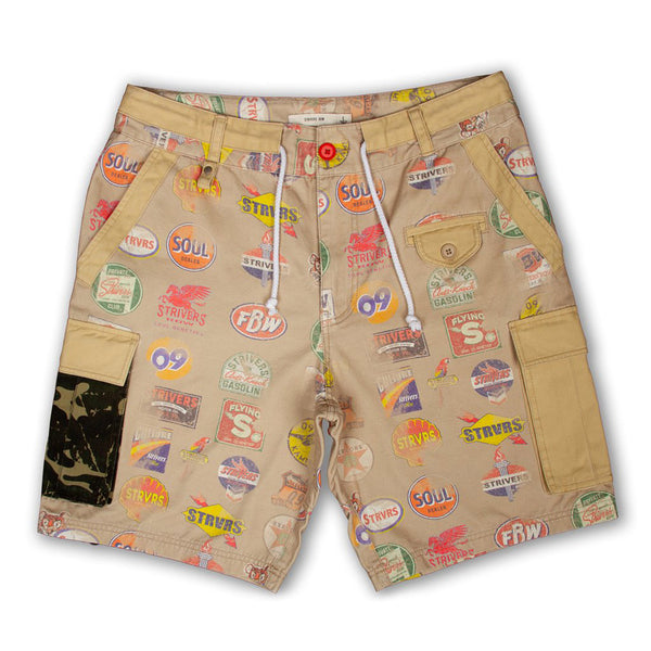 STRIVERS ROW SHORTS 511-2102 - Georgios Clothing Store