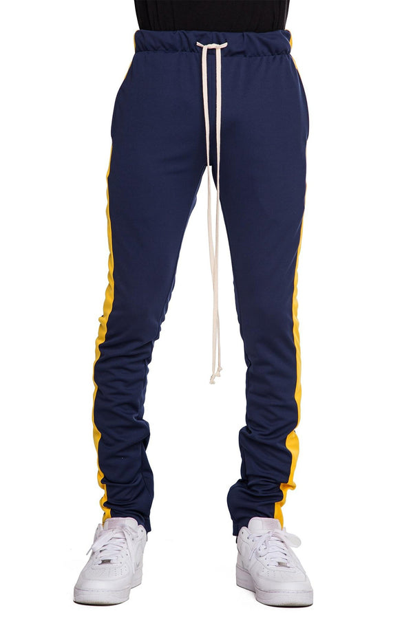 EPTM NAVY/GOLD-TRACK PANTS