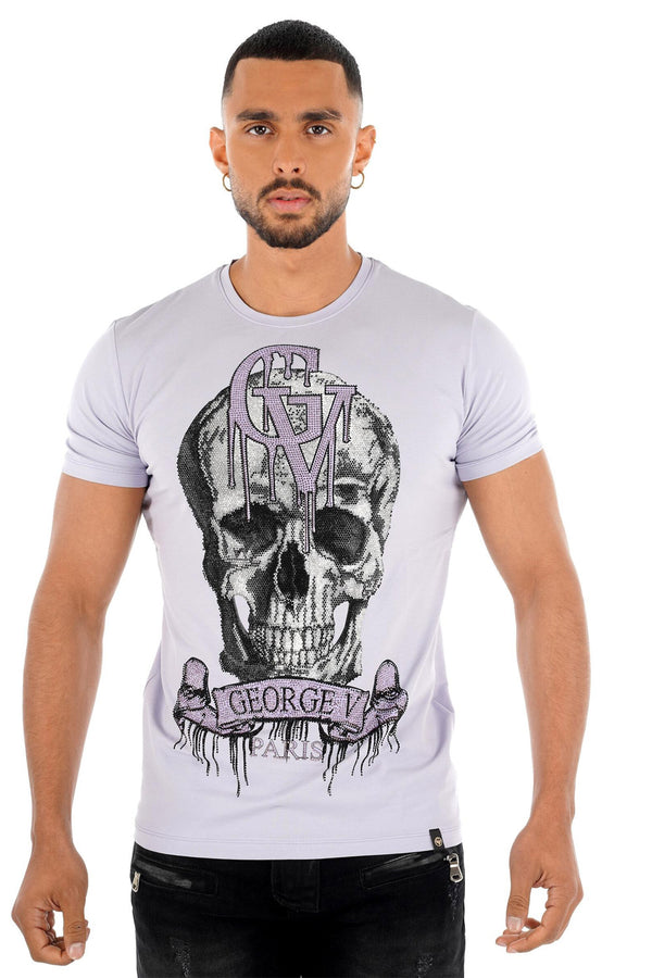 GEORGE V T-SHIRT GV2224 - Georgios Clothing Store