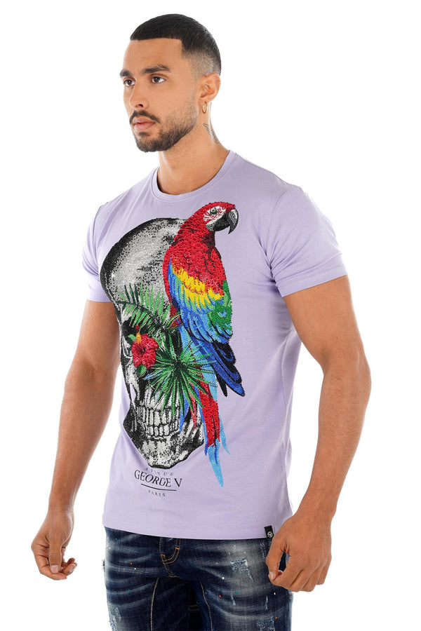 GEORGE V T-SHIRT GV2226 - Georgios Clothing Store