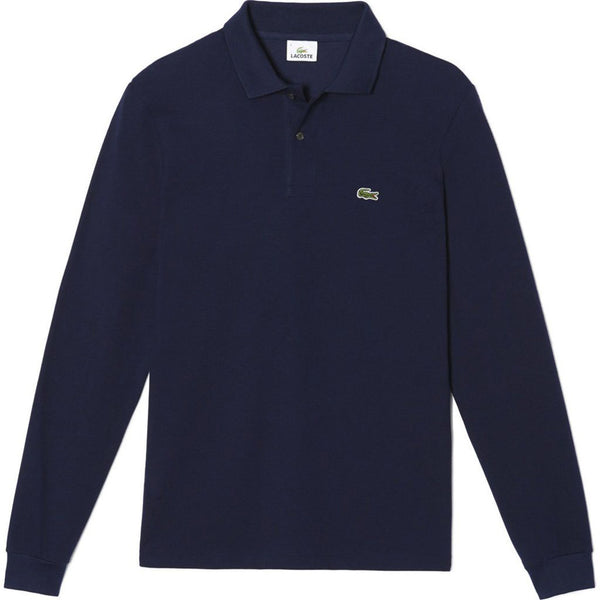 Lacoste Long Sleeve Polo Shirt PH312L51-WH