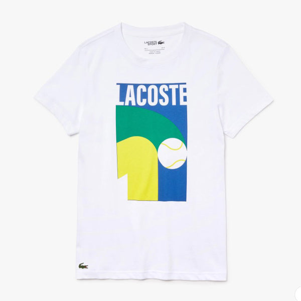 LACOSTE T-SHIRT TH9683-51 - Georgios Clothing Store