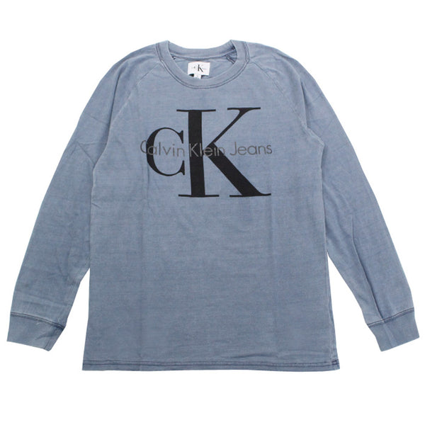 Calvin Klein Jeans Crew Neck Sweatshirt 41F5434 -WH - Georgios Clothing Store