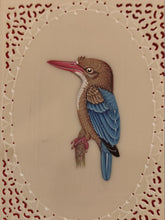 Load image into Gallery viewer, KingFisher Bird Art Collection Buy