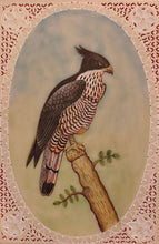 Load image into Gallery viewer, Eagle Painting Artwork Synthetic Ivory