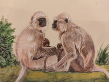 Load image into Gallery viewer, Monkey Art Animal Collection Home Decor