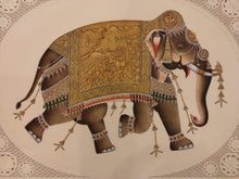 Load image into Gallery viewer, Elephant Animal Art Collection Painting Home Decor