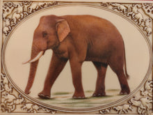 Load image into Gallery viewer, Elephant Painting Artwork Home Decor