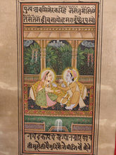 Load image into Gallery viewer, Original Hand Painted Radha Krishan Indian Miniature Painting - ArtUdaipur