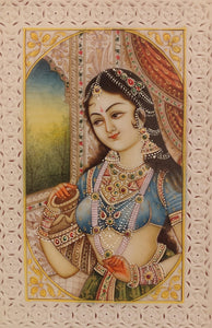 Ragini Art Lady Collection Home Decor