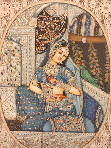 Ragini Lady Artwork Collection Home Decor