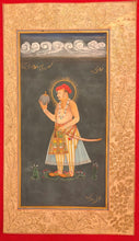 Load image into Gallery viewer, Mughal Maharajah Portrait Artwork