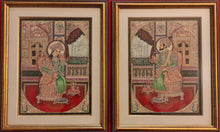 Load image into Gallery viewer, Shah Jahan and Mumtaz Framed Art Collection Home Decor