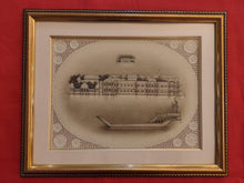 Load image into Gallery viewer, Hand Painted Udaipur City Rajasthani Lake Palace Miniature Painting Scene Artwork Framed Frame Fine Art - ArtUdaipur