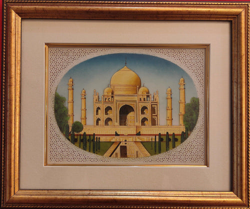 Taj Mahal Art Collection Interior Home Decor
