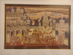 Udaipur City Painting