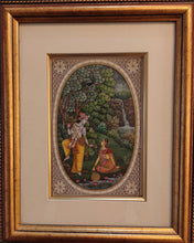 Load image into Gallery viewer, Krishna Radha Hindu God Framed Painting Artwork Collection