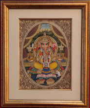 Load image into Gallery viewer, Ganesha Hindu God Painting