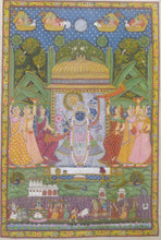 Load image into Gallery viewer, Pichwai Rajasthan Nathdwara Collection Art