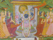 Load image into Gallery viewer, Nathdwara Pichwai Painting