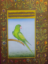 Load image into Gallery viewer, Indian Bird Painting