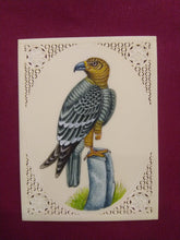 Load image into Gallery viewer, Beautiful Charming Eagle Miniature Painting - ArtUdaipur
