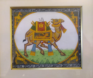 Camel means Love, Art with Meaning