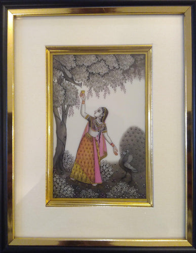 Ragini Framed Art Collection Interior Home Decor