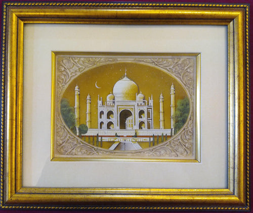 Taj Mahal Painting Art Collection Home Decor