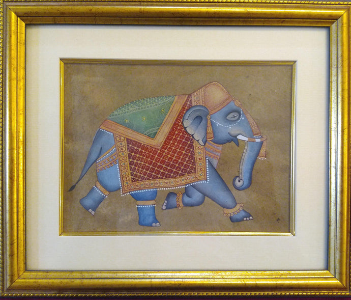 Elephant Framed Collection Paper Art
