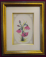 Load image into Gallery viewer, Detailed Flower Miniature Painting