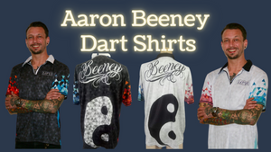 Aaron Beeney - Dart Shirts on sale at Loxley Darts