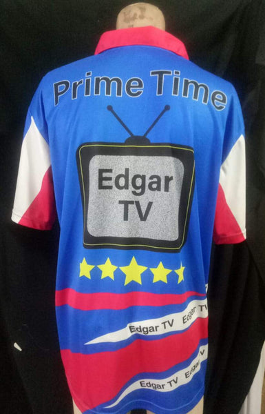Signed Matthew Edgar Shirt
