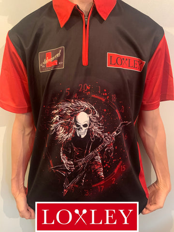 Ryan Searle - Replica Darts Shirt (Black)