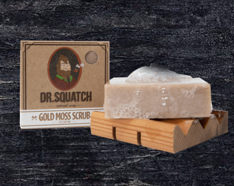 Gold Moss Bar Soap