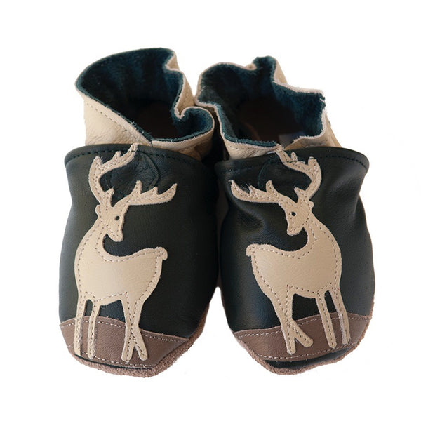 Deer Me! Gift Set (grey with matching shoes, top, pant, hat)