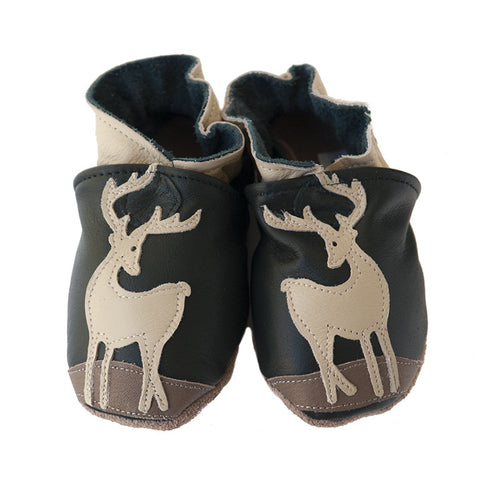 Deer Me (forest green)