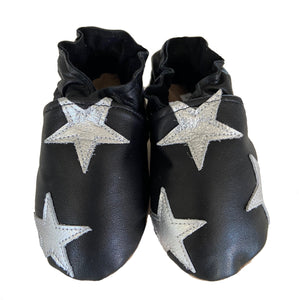 Super Star (black with silver)
