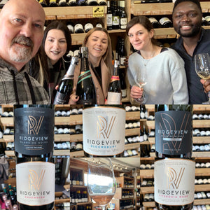 Team Tasting: Ridgeview