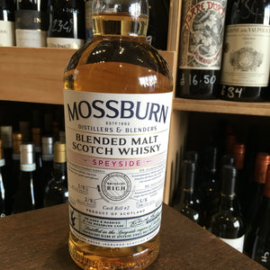 Burns Night Whisky Promotion