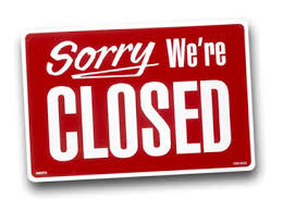 Monday Bank Holiday 28.05 - We are closed