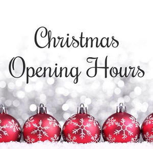 Butlers Christmas Opening Hours