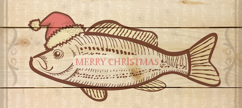'Tis the season to be fishy!