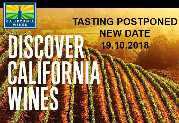 BUTLER'S CALIFORNIAN WINE FESTIVAL - POSTPONED