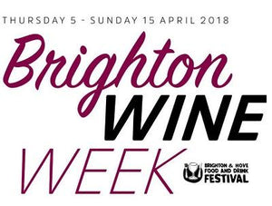 Wine and Gin Fair - Sunday 15th April My Hotel Brighton 2-5pm